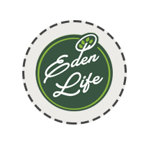 eden life foods logo how it is made
